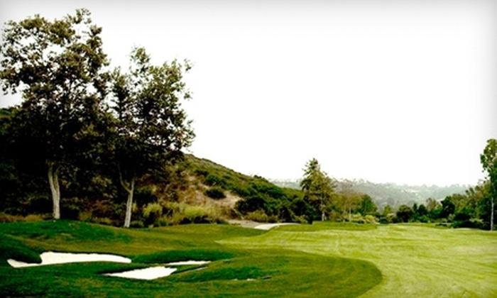 Callaway Golf Center - Las Vegas: $17 for Nine Holes of Golf, Cart Rental, and Bucket of 90 Range Balls at Callaway Golf Center (Up to $49 Value)