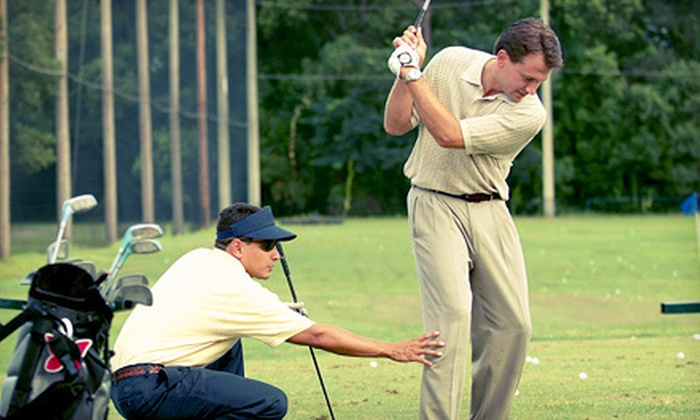 USA Lessons - Gaslamp: $42 for One 60-Minute Private Golf Lesson from USA Lessons (Up to $125 Value)