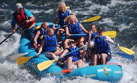 Adventure Connection: One-Day Rafting Trip With Lunch - Adventure Connection in Coloma