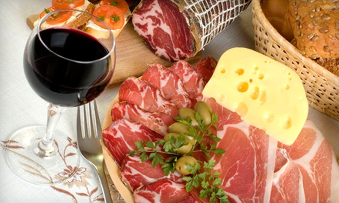 Food and Wine by Nafi - Potomac: $69 for Wine-Tasting and Food-Pairing Class for Two from Food and Wine by Nafi in Potomac ($150 Value)