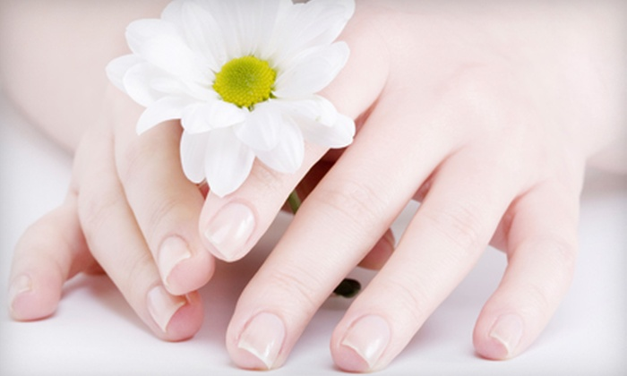 It's Your Day Spa - College Park: Gel Polish Manicure, Signature Pedicure, or Mani-Pedi at It's Your Day Spa