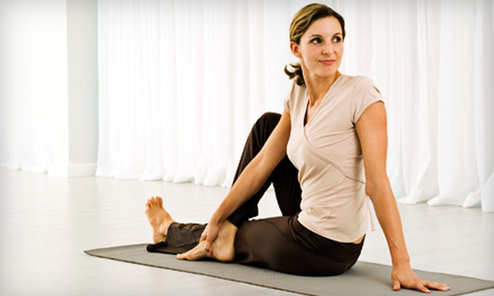 Dahn Yoga New Mexico - Multiple Locations: $35 for 10 Yoga Classes at Dahn Yoga New Mexico ($160 Value)