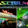 laserium CLOSED - Hollywood: $9 Admission to ROCKTRONICA Live Music Laser Show at Laserium ($26 Value). Buy Here for the September 19 Led Zeppelin Show. See Below for Other Shows.