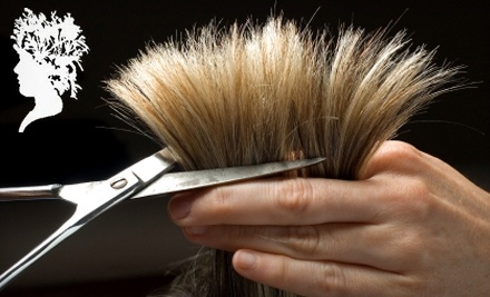 The Artisan Hair Salon: Women's Haircut and Color Glaze, Including a Cleansing, Blow-Dry, and Style - The Artisan Hair Salon in Athens