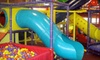 BUSINESS CLOSED The Play Escape - Glastonbury Center: $11 for Two Kids' Admissions and 20 Game Tokens at The Play Escape