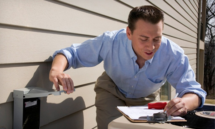 LBA Air Conditioning, Heating, and Plumbing - LBA Air Conditioning, Heating, and Plumbing: $49 for an Air-Conditioner Tune-Up from LBA Air Conditioning, Heating, and Plumbing ($106 Value)