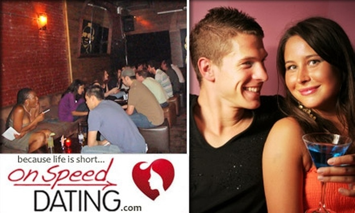OnSpeedDating.com - New York City: $12 Admission to Your Choice of Speed-Dating Event Through OnSpeedDating.com (Up to $40 Value)