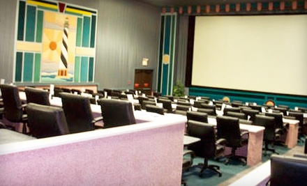 2 Tickets to Any Feature (up to a $9 value) - Raleighwood Cinema Grill in Raleigh