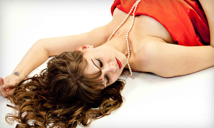 Mary Gillespie Photography - Lodi: $149 for One-Hour Boudoir Photography Package with Makeup and Digital Images at Mary Gillespie Photography ($300 Value)