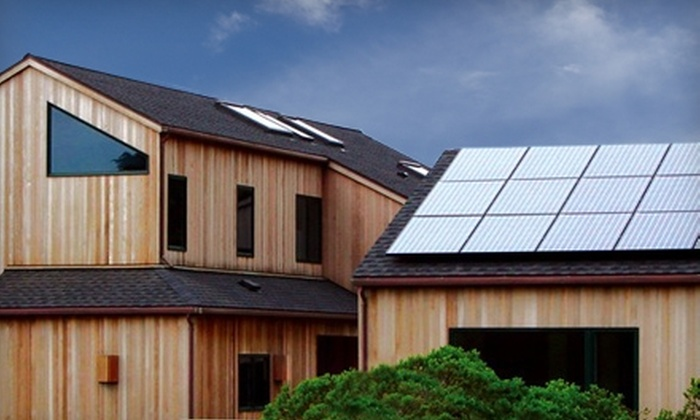 Real Goods Solar - SoMa: $50 for $500 Toward Installation and Full-Service Solar Panels from Real Goods Solar