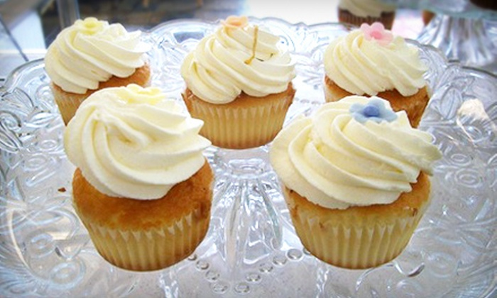Just Chocolate Palace - Montgomery Village: $16 for One Dozen Cupcakes at Just Chocolate Palace in Montgomery Village, Maryland ($31.80 Value)