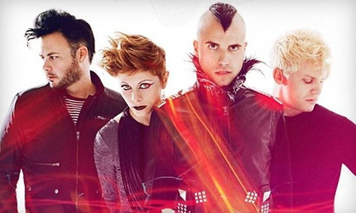 Neon Trees at House of Blues - Cleveland: $16 for Two General-Admission Tickets to See Neon Trees at House of Blues on Friday, May 27, at 8 p.m. ($33 Value)