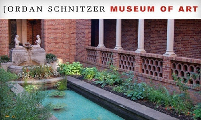 Jordan Schnitzer Museum of Art - University: $25 for a One-Year Family Membership at the Jordan Schnitzer Museum of Art ($55 Value)