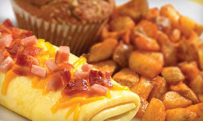 Perkins Restaurant & Bakery - Lexington-Fayette: Breakfast, Lunch, or Dinner for Two or $10 for $20 Worth of American Fare at Perkins Restaurant & Bakery