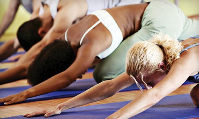 Yoga Loka - East Sacramento: $20 for One Month of Unlimited Classes at Yoga Loka ($135 Value)