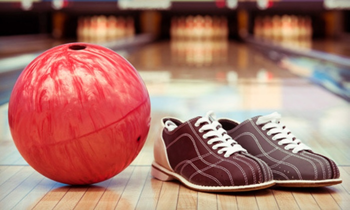 Interstate Lanes - Rossford: One or Two Hours of Bowling with Shoes for Up to Four at Interstate Lanes in Rossford (Up to 57% Off)