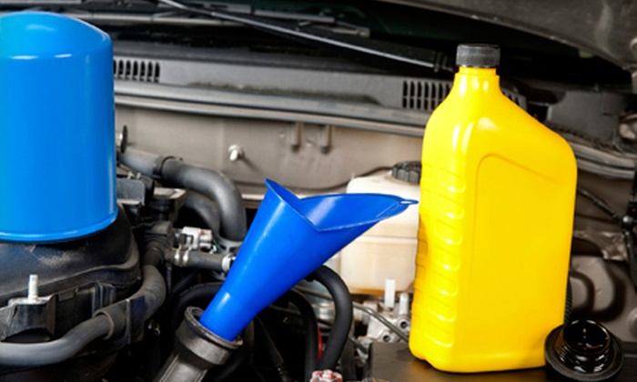 Suntrup Automotive Group: Kia, Hyundai, Volkswagen, and Nissan - Multiple Locations: $28 for an Oil Change, Tire Rotation, Inspection, and Car Wash at Suntrup Automotive Group ($79.90 Value)