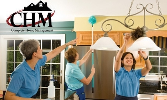 Complete Home Management - Kansas City: $64 for Two Hours of Residential Maid Service from Complete Home Management ($170 Value)
