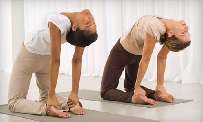 Bikram Yoga Queens - Astoria: 10 or 20 Yoga Classes at Bikram Yoga Queens (Up to 70% Off)