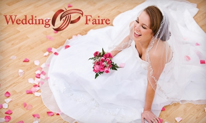 Wedding Faire - Santa Clara: $10 for Two Tickets to the Wedding Faire on January 8 and 9 (Up to $24 Value)