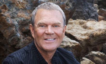 Glen Campbell: The Goodbye Tour Sat., Feb 18 at 8PM: Sections 2, 3, 5 or 6 (Rows 25-32) - Glen Campbell: The Goodbye Tour in Phoenix