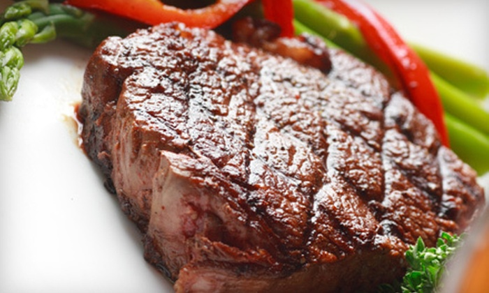 Maxwell-Silverman's Toolhouse, Club Maxine's, Luciano's Restaurant Union Station - Multiple Locations: $20 for $40 Worth of American Cuisine at Maxwell-Silverman's Toolhouse, Club Maxine's, or Luciano's Restaurant Union Station