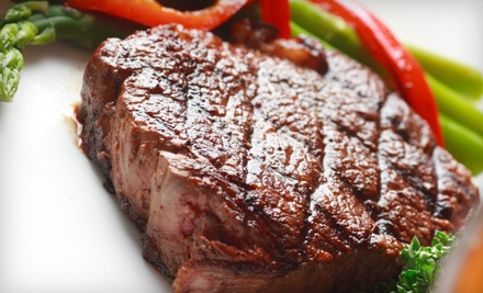 $40 Groupon to Maxwell-Silverman's Toolhouse, Club Maxine's, or Luciano's Restaurant Union Station - Maxwell-Silverman's Toolhouse, Club Maxine's, Luciano's Restaurant Union Station in Worcester