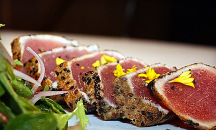 Samuel's - South End: $20 for $40 Worth of Contemporary American Fare at Samuel's