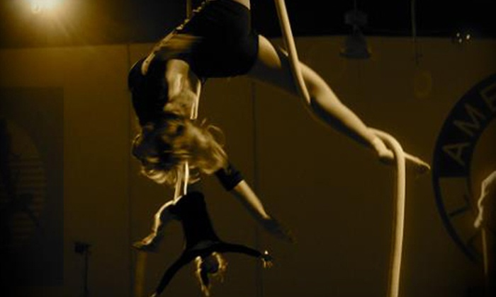 American Turners Circus - East Louisville: $20 for Aerial-Arts Workshop for Two at American Turners Circus ($40 Value)