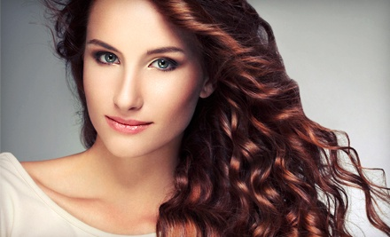 Hairstyling Packages from Liz or Tracy at Extasis Salon & Spa (Up to 65% Off). Four Options Available.