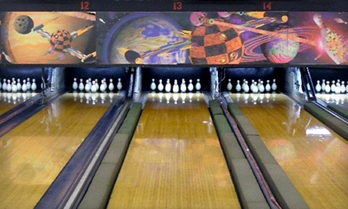 Legion Bowl & Billiards - Cranston: $20 for Two Hours of Unlimited Bowling and Billiards for Four People at Legion Bowl & Billiards in Cranston ($39.96 Value)