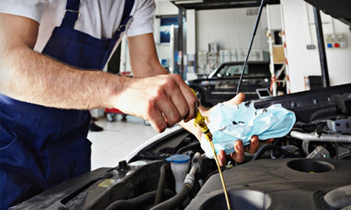 Bill's Automotive - Downtown: Oil Changes and General Car-Care Services at Bill's Automotive (Up to 62% Off)