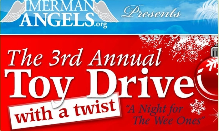 Le Passage - Chicago: 3rd Annual Imerman Angels Toy Drive