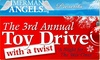 Imerman Angels - Chicago: 3rd Annual Imerman Angels Toy Drive