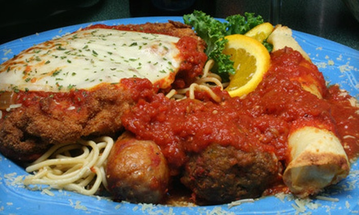 Momma D's Casa Di Pasta - Boston: Three-Course Italian Dinner for Two or Four at Momma D's Casa Di Pasta in Newington (Up to 62% Off)