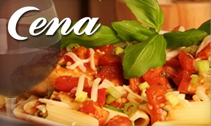 Cena To Go - Sherwood Park: $25 for $50 Worth of Ready-to-Cook Meals and More at Cena To Go