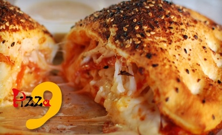 $15 Groupon to Pizza9 - Pizza9 in Rio Rancho