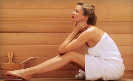 Infrared-Sauna Session with a Spa-Jet Treatment (a $150 value) - Aromas Therapy in Doral