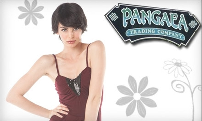 Pangaea Trading Company - Clifton: $15 for $30 Worth of Clothing, Jewelry, and Accessories at Pangaea Trading Company