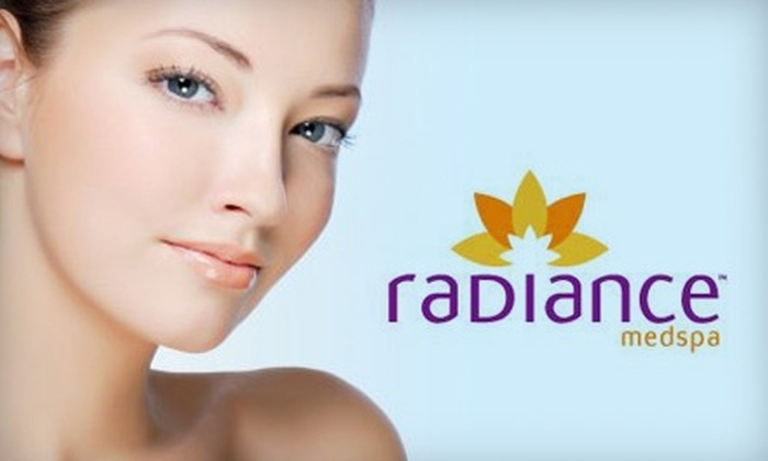 Radiance Medspa - Fairfax - Multiple Locations: $59 for a Skincare Consultation and Chemical Peel at Radiance Medspa