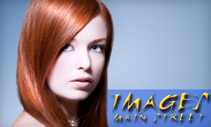Images Main Street - The Fan: $10 for $25 Worth of Salon Services and Products at Images Main Street