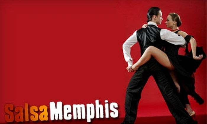 Salsa Memphis - Multiple Locations: $25 for Five Beginner Salsa Lessons at Salsa Memphis ($50 Value)