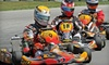 73% Off Outdoor Go-Kart Laps and CRKC Membership