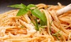 $10 for Italian Food at D'Carlo Ristorante & Pizzeria