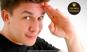 """Putz Grill: """"Putz Grill"""" – Teatro Gazeta: ingresso individual para stand-up com Oscar Filho"""