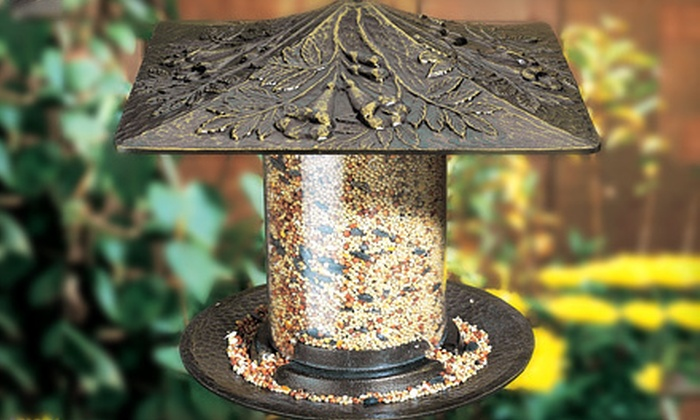 J Britten & Co. - Cincinnati: Bird Feeders, Mailboxes, and Home and Garden Decor from J Britten & Co (Half Off). Two Options Available.