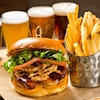 43% Off Gourmet Burgers at Red's Bar & Grill