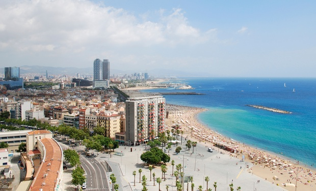 TripAlertz wants you to check out ✈ 6-Day Barcelona Vacation with Airfare from Gate 1 Travel. Price/Person Based on Double Occupancy.   ✈ See Spain's Most Dynamic Coastal City - Barcelona Vacation with Airfare