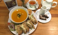 Winter Warming Lunch For Two or Four at Talton Mill Farm Shop