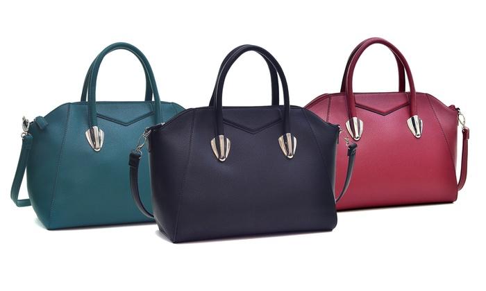 Classic Satchel Handbag
